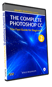 The Complete Photoshop CC dvd